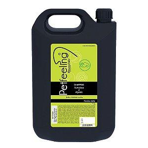 Shampoo Concentrate Nutri-Óleos e Algodão Petfeeling 5L