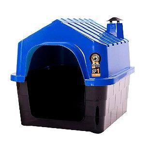 Casinha Plástica Para Cachorro - Durahouse-N1