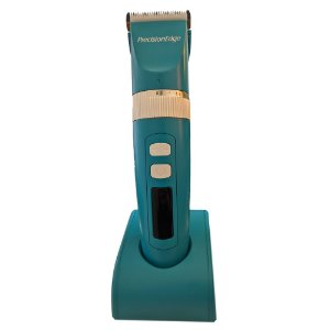 Máquina De Tosa Profissional A8s Precisionedge Azul Bivolt