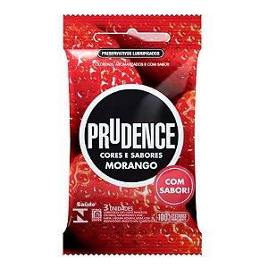 Preservativo Prudence -  Morango
