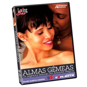 Dvd Alma Gêmeas (Lov13)