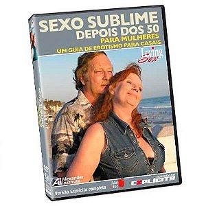 Dvd Sexo Sublime Depois Dos 50(Ls011)