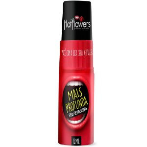 Mais Profunda - Spray Refrescante para Sexo Oral