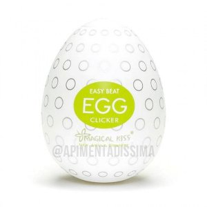 Masturbador Egg Clicker - Magical Kiss