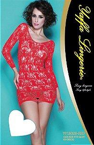 Vestido Vermelho Yaffa (1302V)