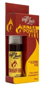 Spray ULTRA POWER FIRE - soft love