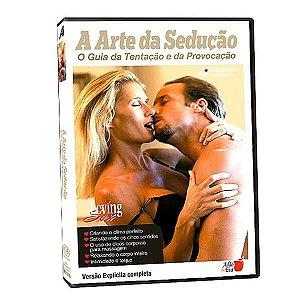 Dvd A Arte Da Sedução ( Lov33)