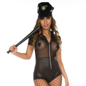 FANTASIA POLICIAL MACAQUINHO