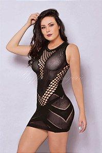 Mini Vestido Yaffa (Y1018)