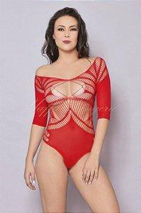 Body Vermelho Yaffa (Y6118-red)