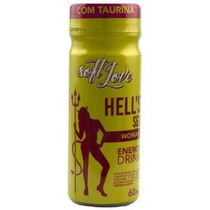 Hell's Sex Woman - Energy Drink