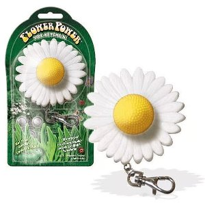 Flower Power - vibe-keychain