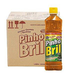 DESINFETANTE PINHO BRIL FLOR 500ML