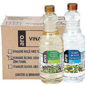 VINAGRE ALCOOL ARO 750ML