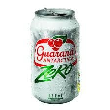 GUARANA ANTARCTICA ZERO LATA PACK 12X350ML