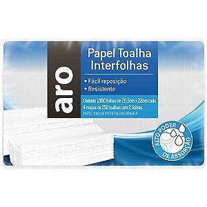 TOALHA INTERFOLHADA ARO 1000F
