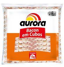 BACON CUBOS AURORA 1KG