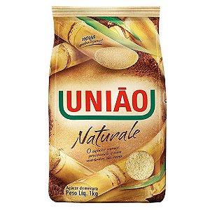 ACUCAR DEMERARA UNIAO NATURALE 1KG