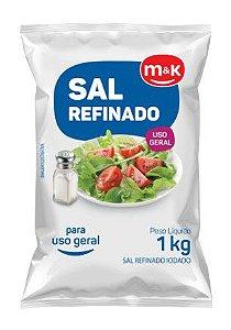 SAL REFINADO M&K 1KG