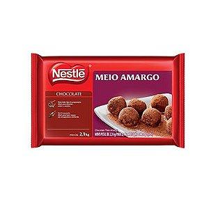 CHOCOLATE MEIO AMARGO NESTLE 1KG