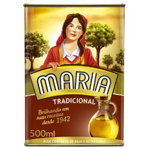 OLEO COMPOSTO MARIA 500ml