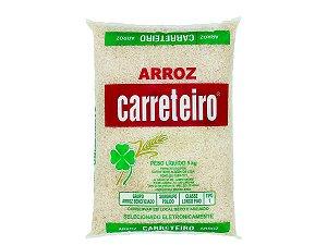 ARROZ BRANCO T1 CARRETEIRO 5KG