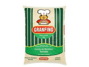 FARINHA DE MANDIOCA TORRADA GRANFINO 1KG