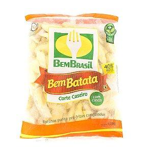 BATATA RUSTICA BEMBRASIL COM CASCA 1,05K
