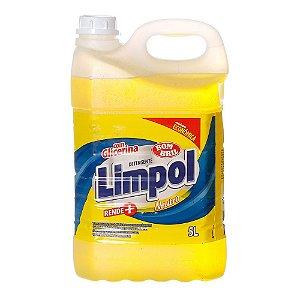 DETERGENTE LIQUIDO LIMPOL NEUTRO 5L