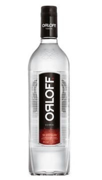 VODKA ORLOFF 1LT