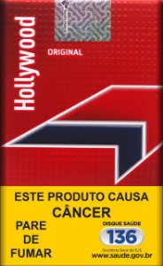 CIGARRO HOLLYWOOD RED
