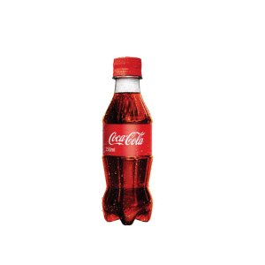 COCA COLA PET 250ML - unidade