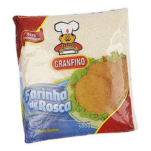 FARINHA DE ROSCA GRANFINO 500GR