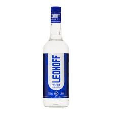 VODKA LEONOFF 900ML