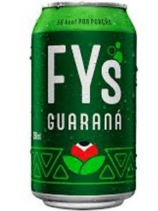 REFRI FYS GUARANA 350ML - unidade