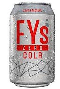 REFRI FYS COLA ZERO 12X350ML