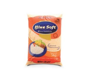 ARROZ PARBOLIZADO T1 BLUE SOFT 5KG