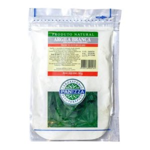 Panizza Argila Branca Pacote 250g