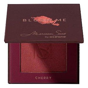 Mariana Saad By Océane Blush Me Cherry Vermelho