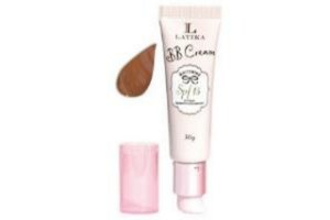 Latika BB Cream Clareador Bege Escuro FPS44 30g