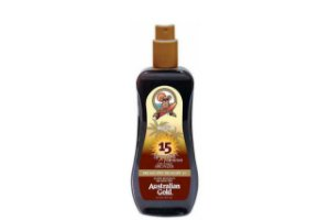 Australian Gold Spf 15 Instant Bronzer Spray Gel 237ml