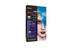 Alta Moda Creative Crazy Color Ice Blue 120g