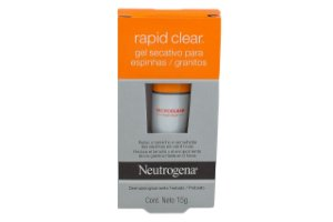 Neutrogena Rapid Clear Gel Secativo 15g