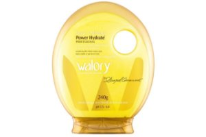 Walory Máscara Power Hydrate 3 Minutos 200g
