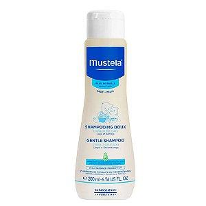 Mustela Shampoo Para Bebê 200ml