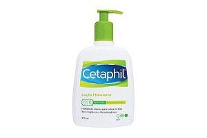 Galderma Cetaphil Loção Hidratante 473g