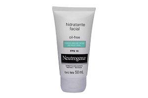Neutrogena Loção Facial Oil Free FPS15 50ml