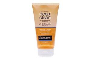 Neutrogena Deep Clean Gel de Limpeza Profunda 150g