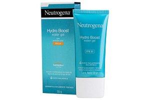 Neutrogena Hydro Boost Water Gel FPS25 55g