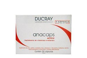 Ducray Anacaps Activ+ 30cps